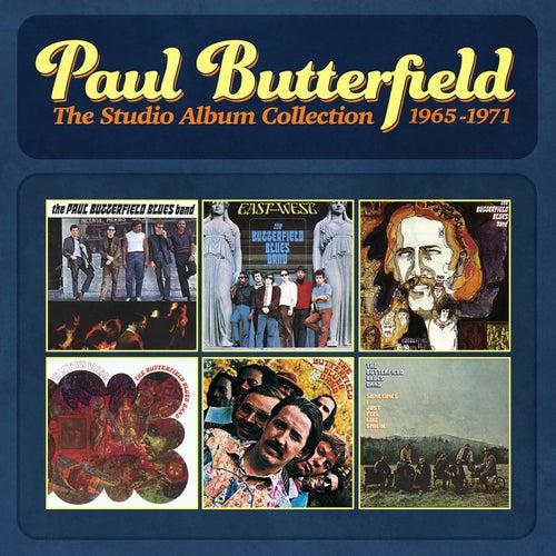 The Studio Album Collection - 1965-1971 de Paul Butterfield