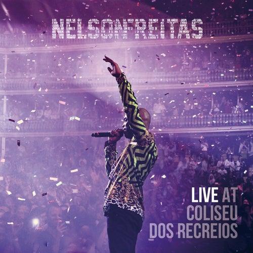 Live at Coliseu dos Recreios von Nelson Freitas