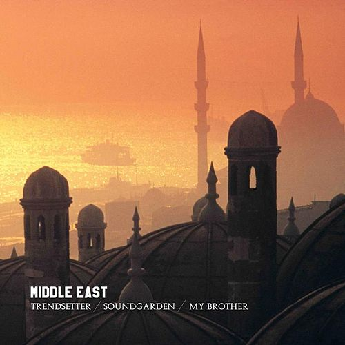 Middle East von Soundgarden