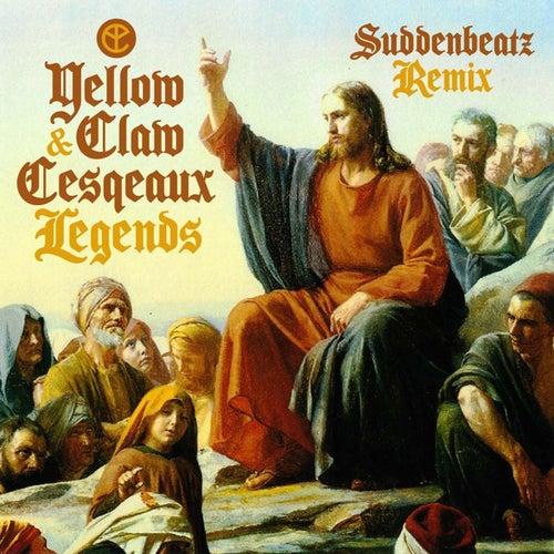 Legends (feat. Kalibwoy) (SuddenBeatz Remix) de Cesqeaux