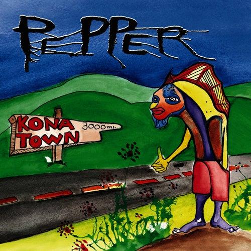 Kona Town von Pepper