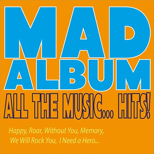 Mad Album, All the Music... Hits! de Various Artists