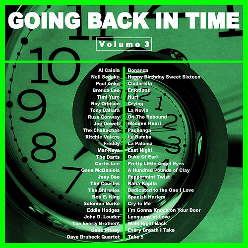 Going Back in Time, Vol. 3 by Various Artists
