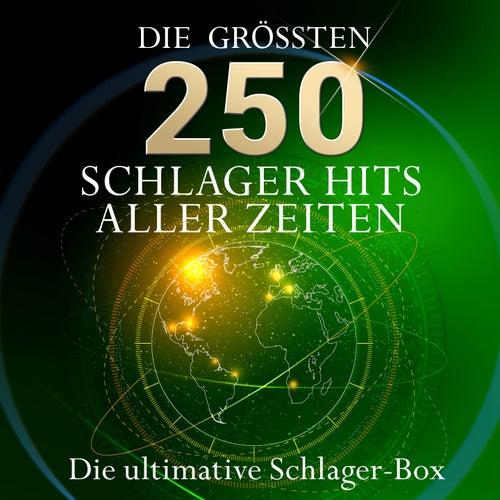 Die ultimative Schlager Box - die 250 größten Schlagerhits aller Zeiten (Über 11 Stunden Spielzeit - Nur Deutsche Top 10 Hits) by Various Artists