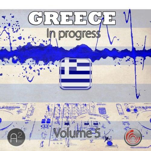 Greece in Progress Vol.5 de Various Artists