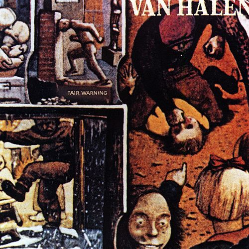 Fair Warning (Remastered) by Van Halen