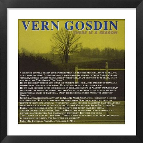 There Is a Season de Vern Gosdin