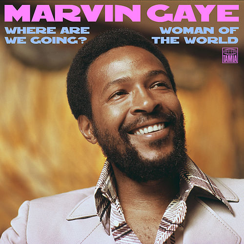 Where Are We Going? / Woman Of The World de Marvin Gaye