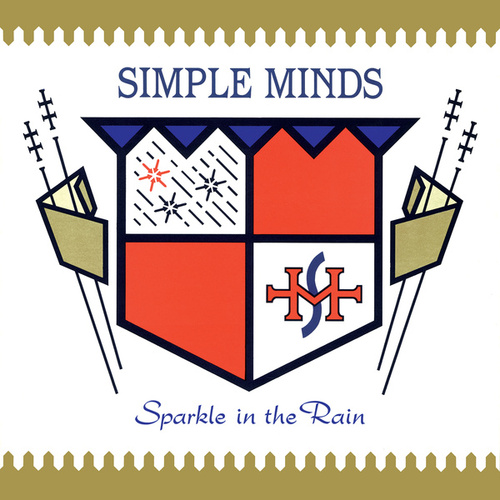 Sparkle In The Rain de Simple Minds