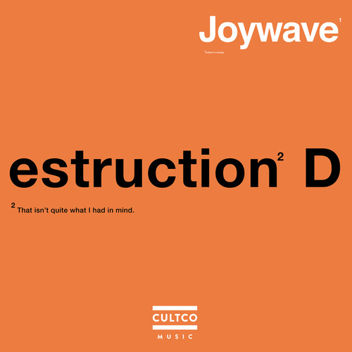 Destruction by Joywave