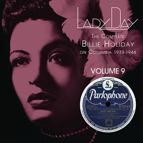 Lady Day: The Complete Billie Holiday On Columbia - Vol. 9 by Billie Holiday