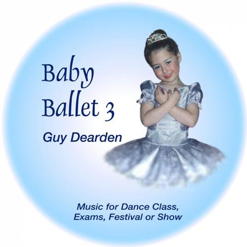 Baby Ballet 3 by Guy Dearden