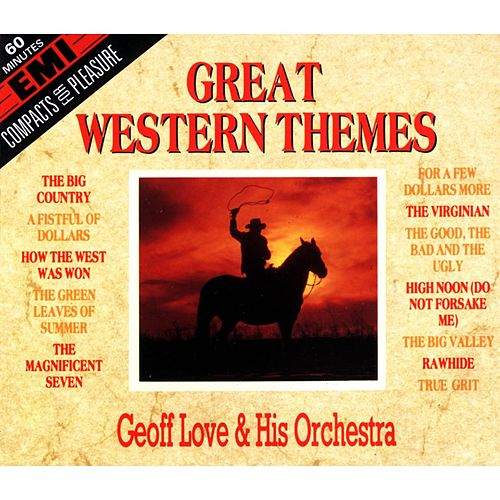 Great Western Themes de Geoff Love