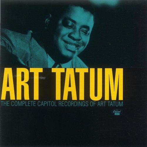 The Complete Capitol Recordings Of Art Tatum by Art Tatum