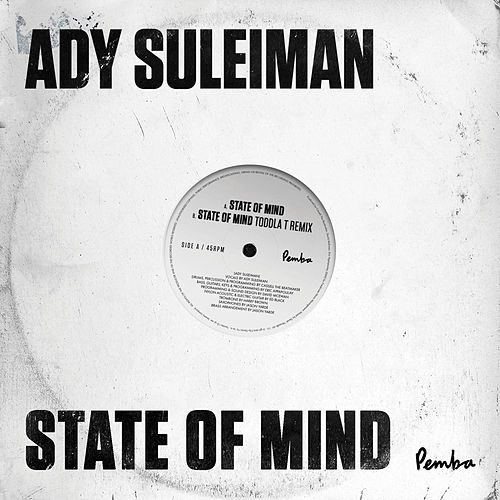 State of Mind by Ady Suleiman