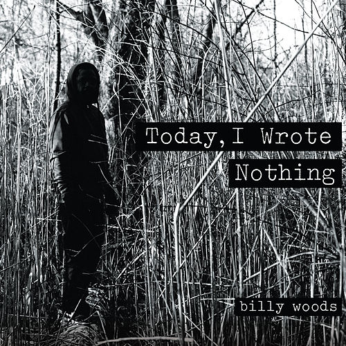 Today, I Wrote Nothing von billy woods