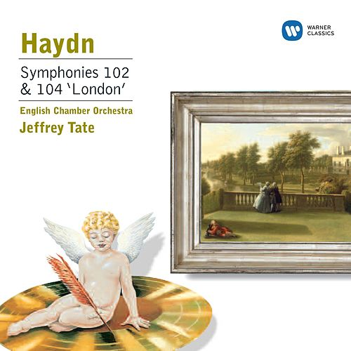 Haydn: Symphonies Nos.102 & 104 by Jeffrey Tate