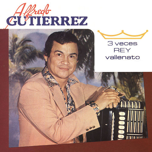 Tres Veces Rey Vallenato de Various Artists