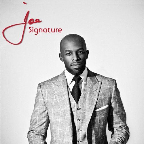 Signature von Joe