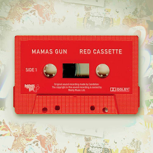 Red Cassette by Mamas Gun