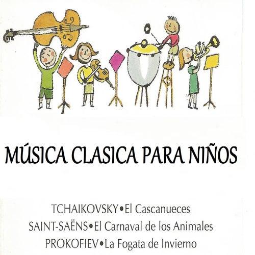 Música Clasica Para Niños by Various Artists