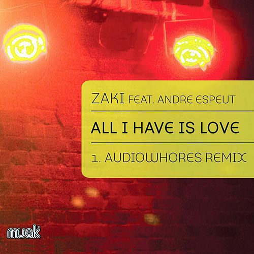 All I Have Is Love (Audiowhores Remix) de Zaki