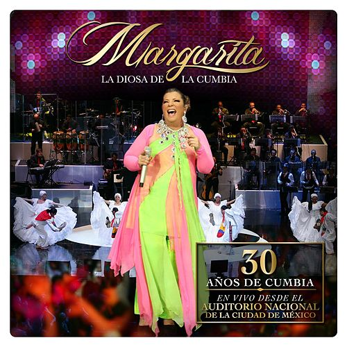 30 Años de Cumbia de Margarita La Diosa De La Cumbia
