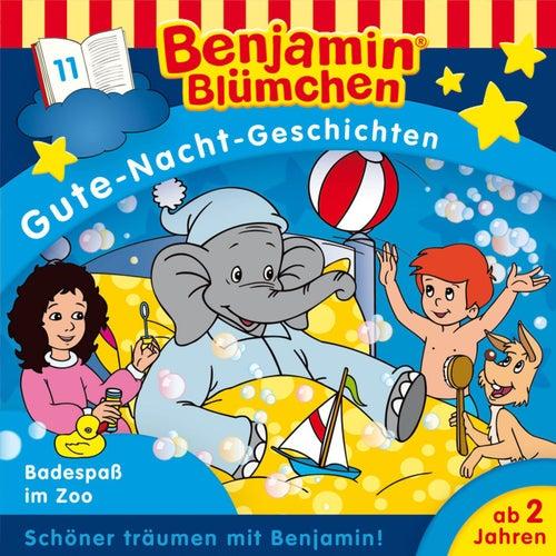 Benjamin Blümchen Gute-Nacht-Geschichten - Folge 11: Badespaß im Zoo von Benjamin Blümchen
