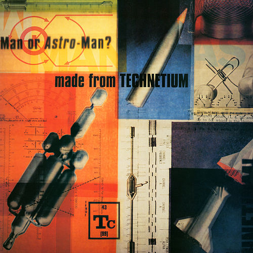 Made From Technetium by Man or Astro-Man?