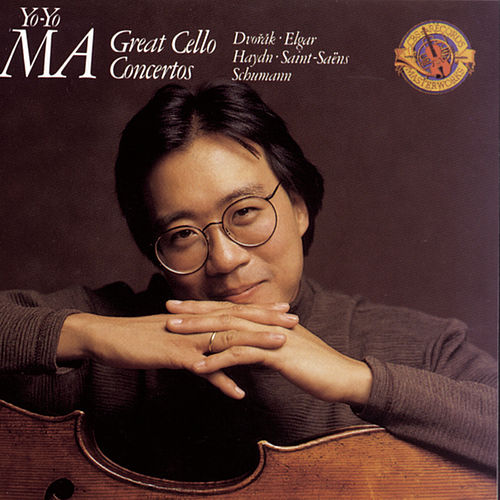 Great Cello Concertos by Yo-Yo Ma