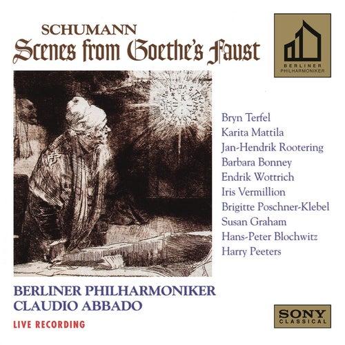 Schumann:  Szenen aus Goethes 'Faust' von Claudio Abbado