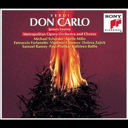 Don Carlo by James Levine
