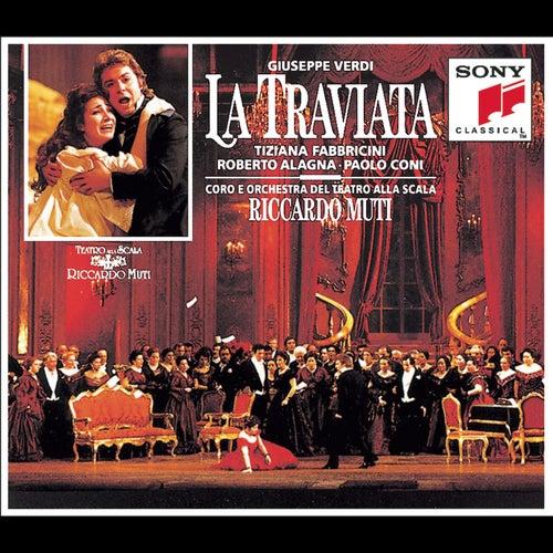 Verdi: La Traviata by Orchestra del Teatro alla Scala, Coro del Teatro alla Scala