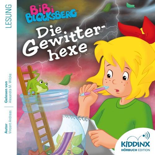 Hörbuch - Die Gewitterhexe von Bibi Blocksberg