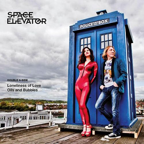 Oils and Bubbles (Radio Edit) by Space Elevator