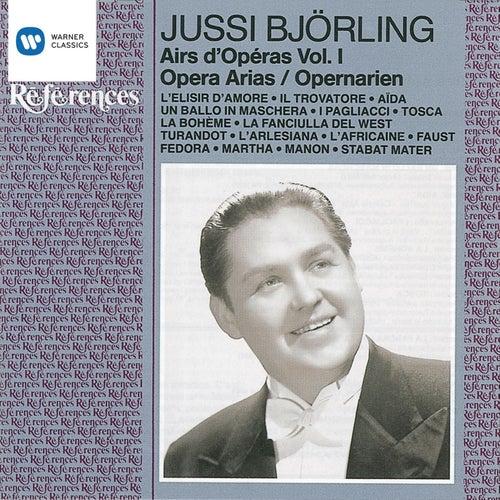 Opera Arias von Jussi Bjorling