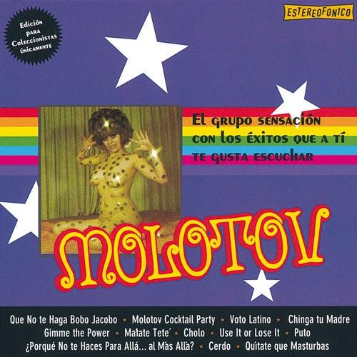 Donde Jugaran Las Niñas de Molotov