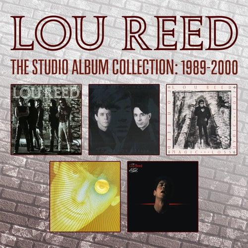 The Studio Album Collection:1989-2000 von Lou Reed