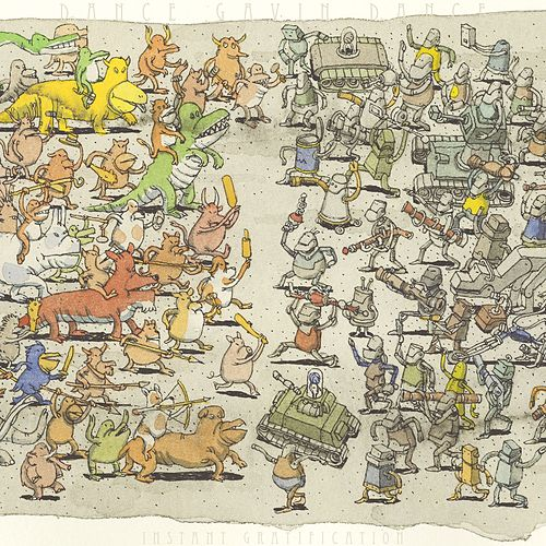 Instant Gratification von Dance Gavin Dance