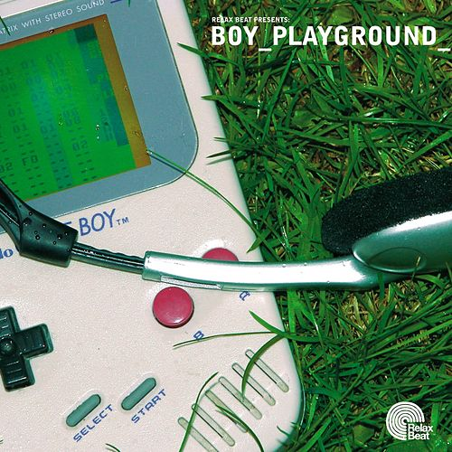 Boy Playground by Various Artists