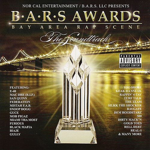 Bay Area Rap Scene Awards von Various Artists