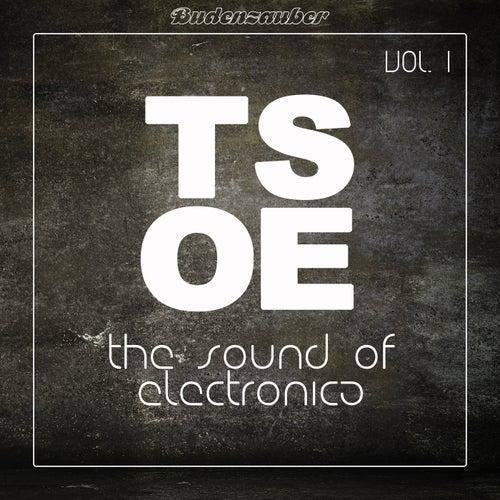 TSOE (The Sound of Electronica), Vol. 1 de Various Artists