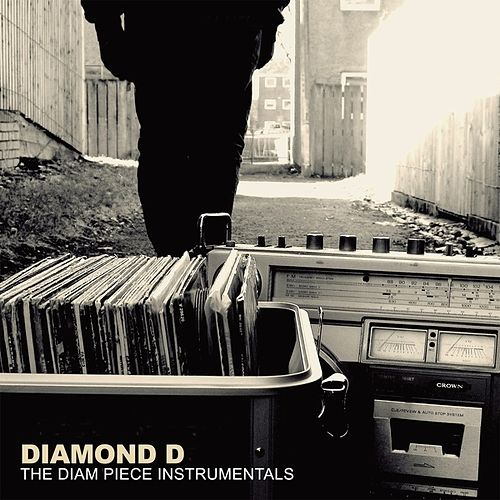 The Diam Piece Instrumentals von Diamond D