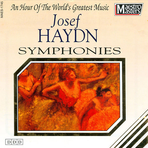 Hadyn - Symphonies by Alberto Lizzio