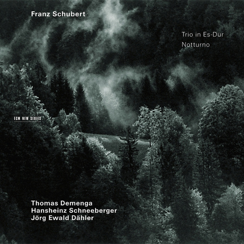 Schubert: Trio in Es-Dur, Notturno by Thomas Demenga