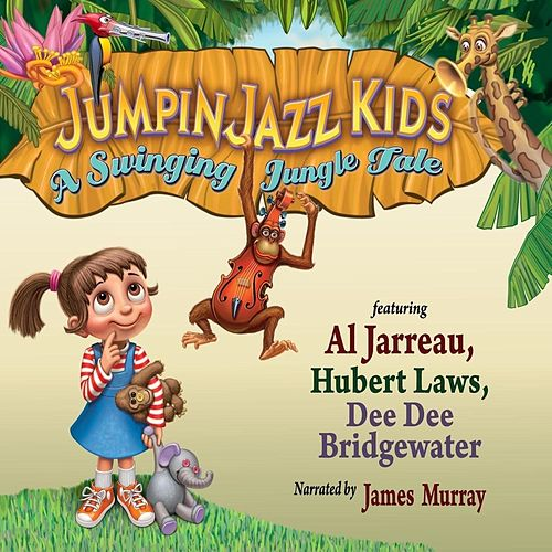 JumpinJazz Kids: A Swinging Jungle Tale von Various Artists