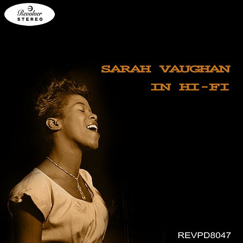 Sarah Vaughan in Hi-Fi by Sarah Vaughan