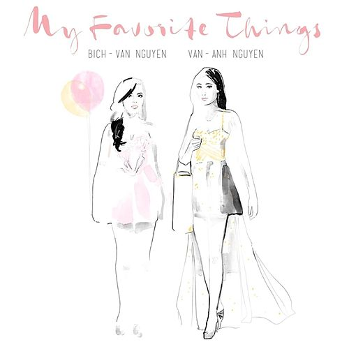 My Favorite Things de Van-Anh Nguyen