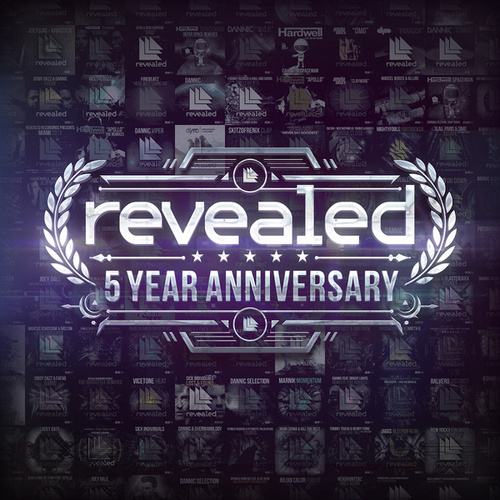 Revealed 5 Year Anniversary von Various Artists