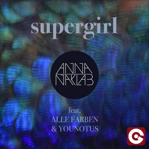 Supergirl di Anna Naklab